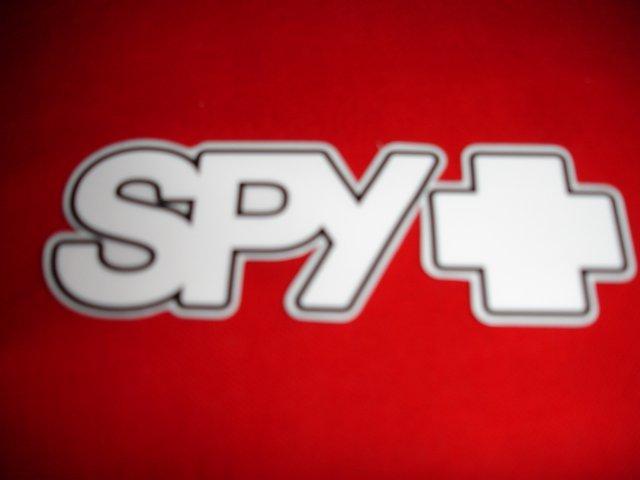 Spy sticker