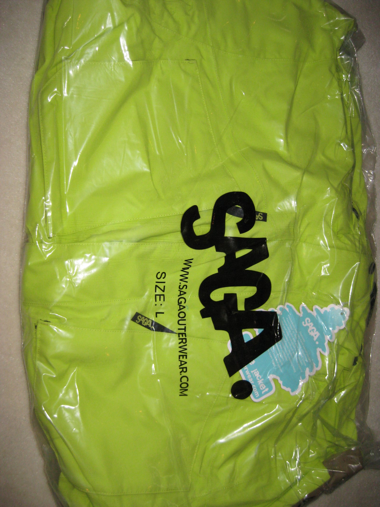 Saga Jacket