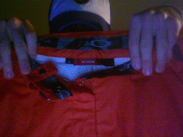 Oakley cuff