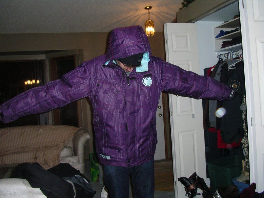 Nomis coat