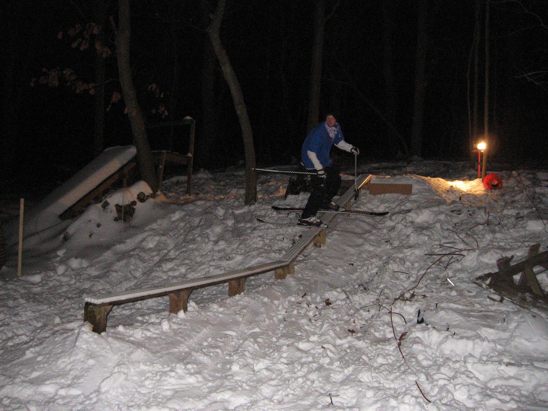 First Backyard Setup of the season