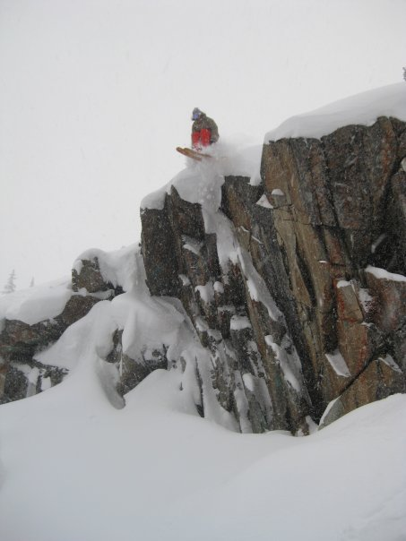 How big is this cliff?