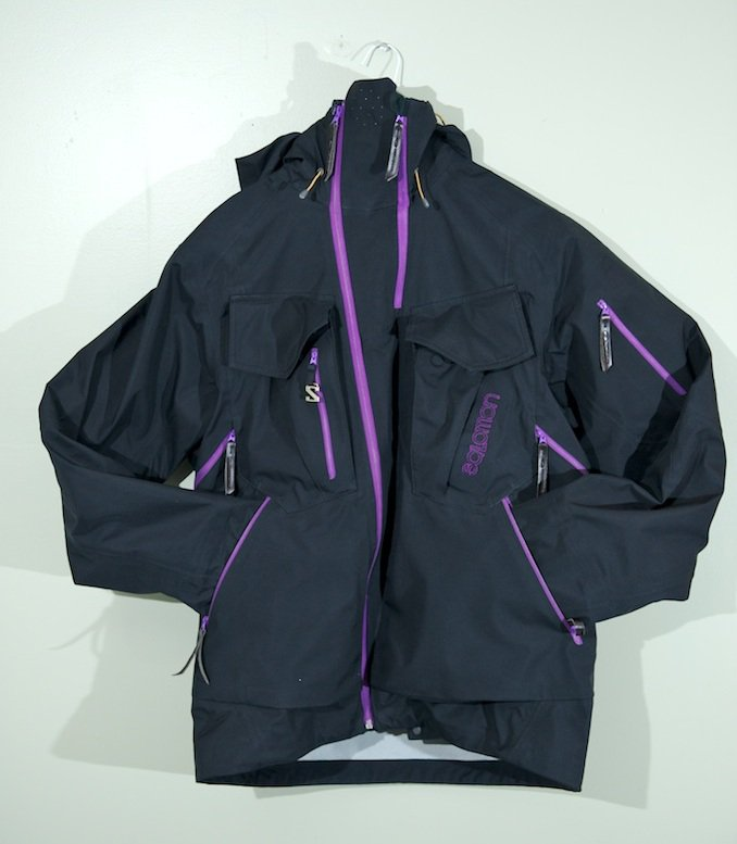 Salomon jacket the don