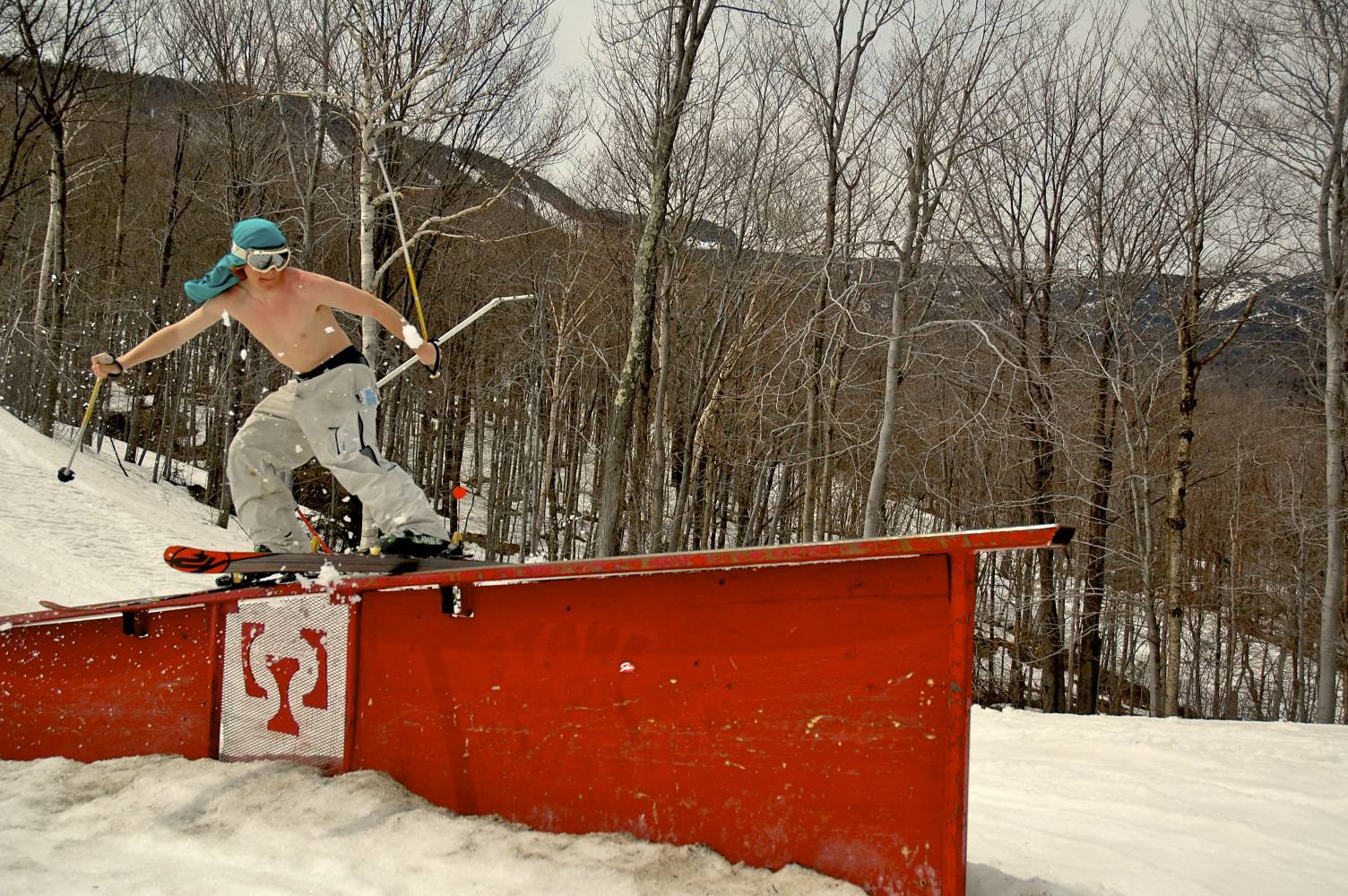 Moving Mixtapes at Stowe 4