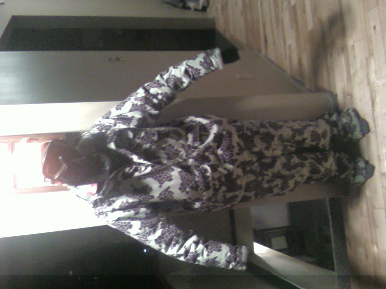 Orage master suit XL