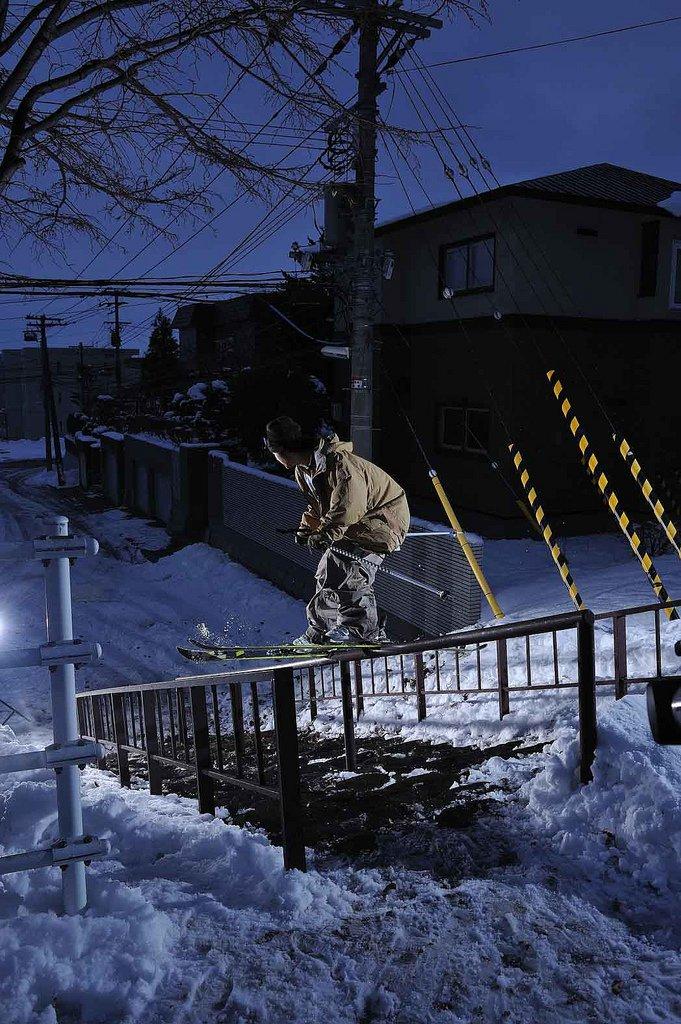 Toshihiro murase handrail