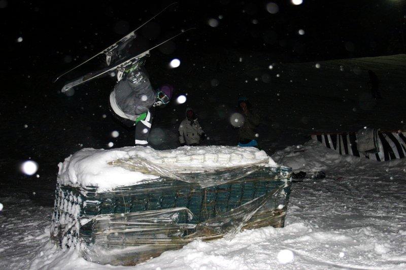 Polish snowpark