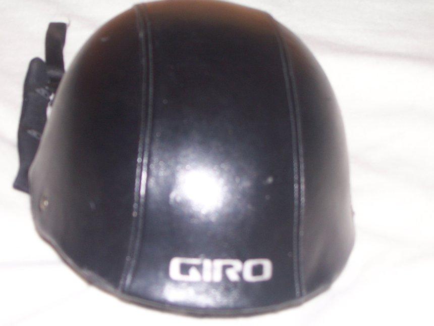 ForSale Giro helmet black/lether