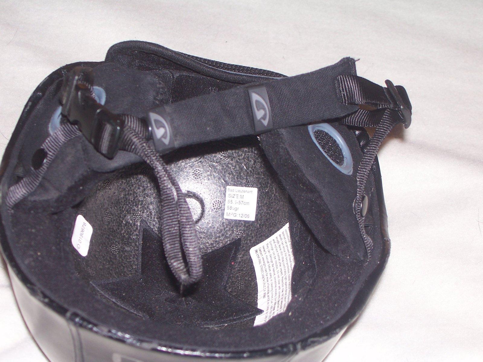 For sale giro helmet