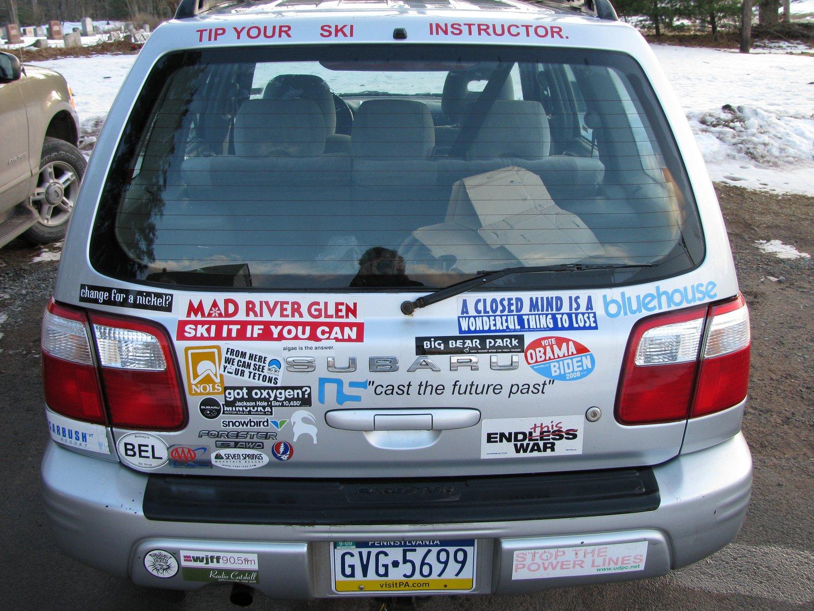 Sticker Job