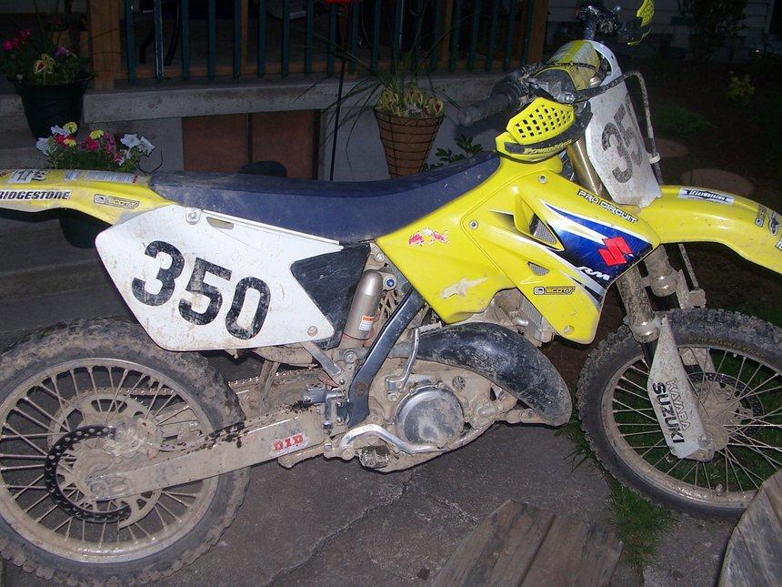My Suzuki rm 125