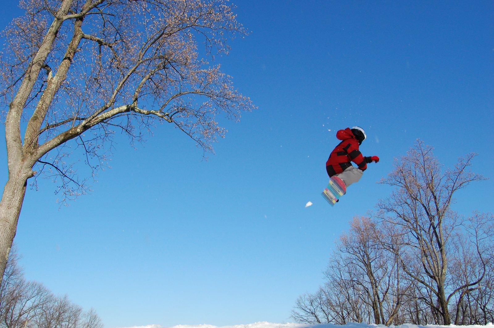 T-rev jump