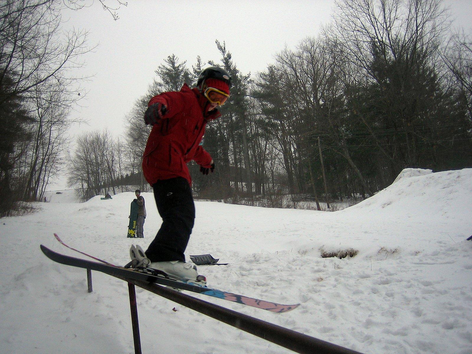 Rusty Railslide