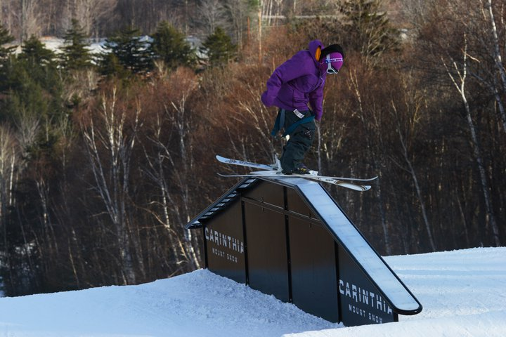 Mount Snow Opening Day