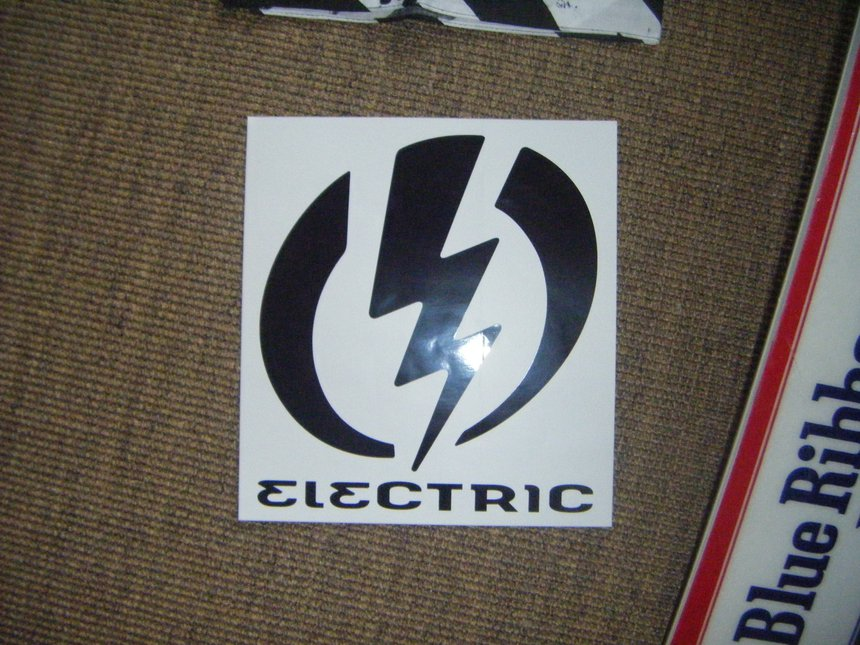 Electric Sticker