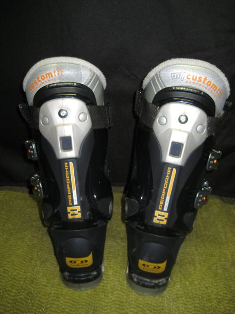 Salomon Performa 8 Boots - BACK