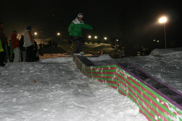Liberty rail jam - 1 of 2