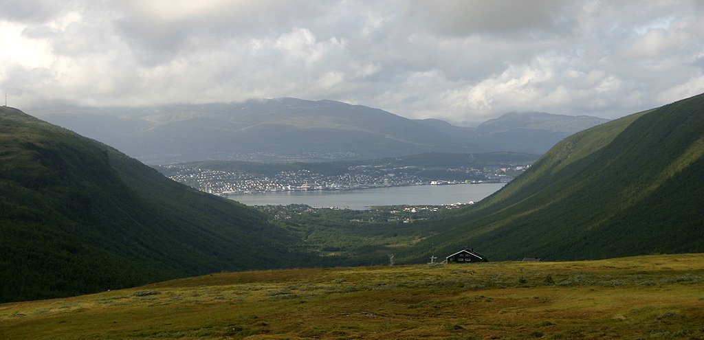 Town of Tromså