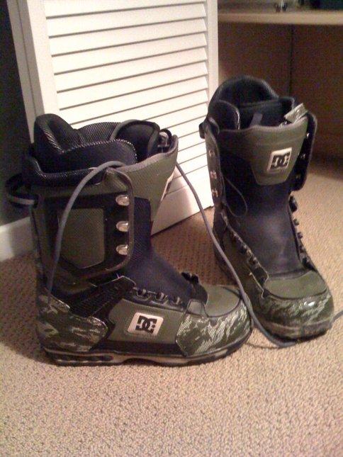 DC Balance Boot