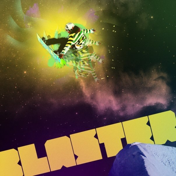 Blaster-pew pew