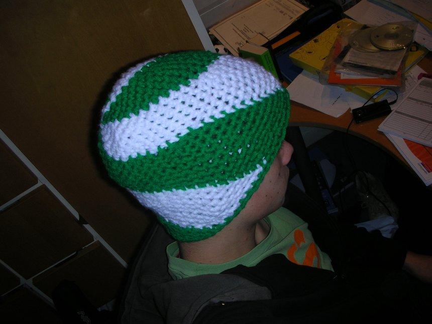 My second hat