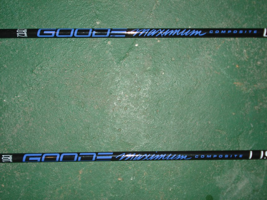 48 inch Goode USA Composite Pole
