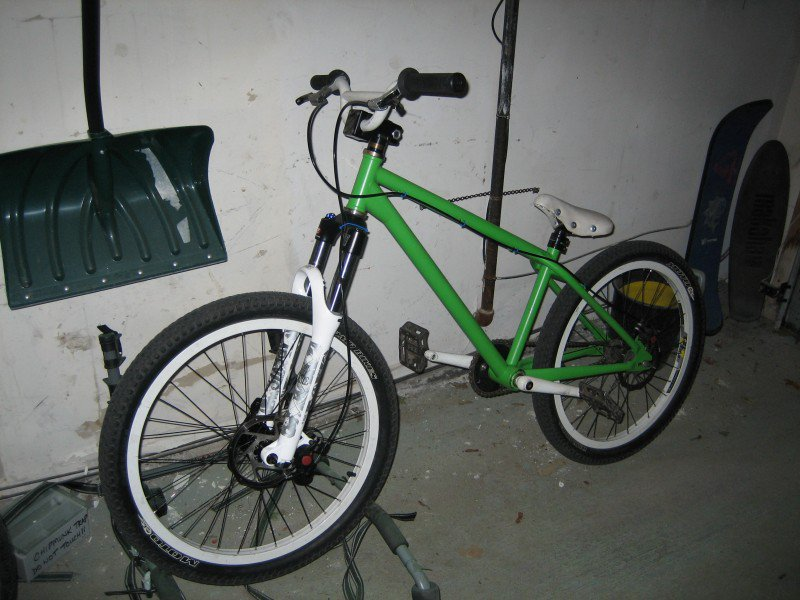 My dj bike, dmr rhythm