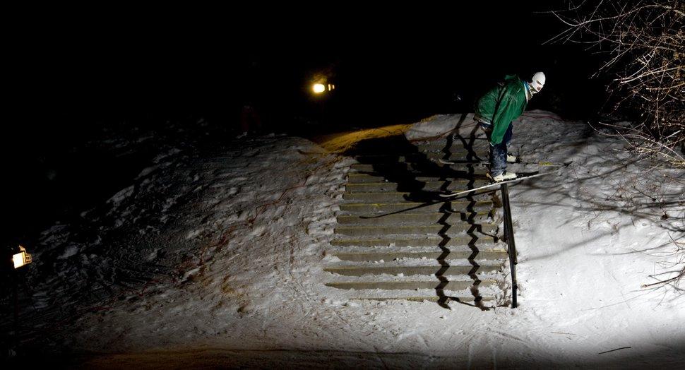2bi4 a bit of railing