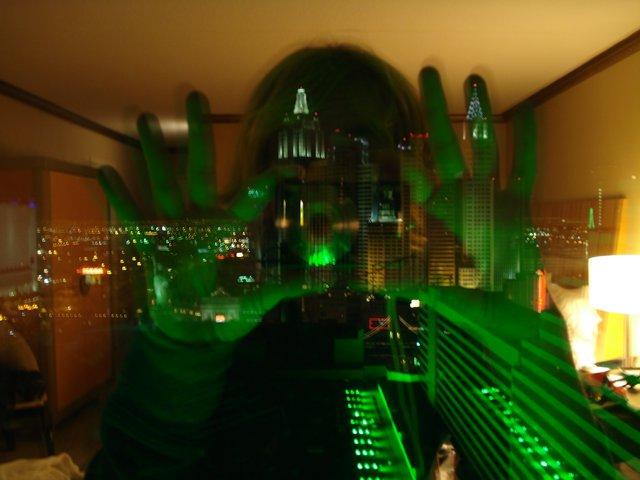Vegas shot