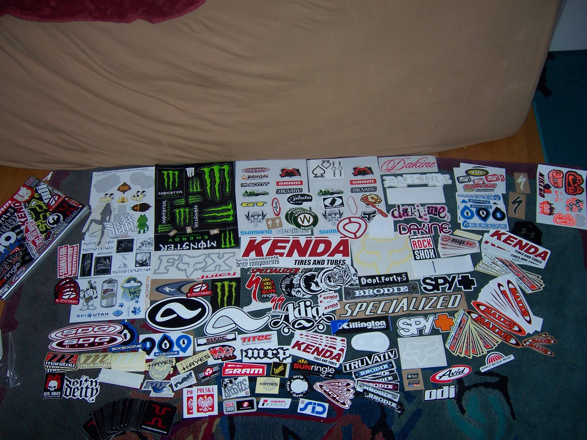 Stickers fall 2007