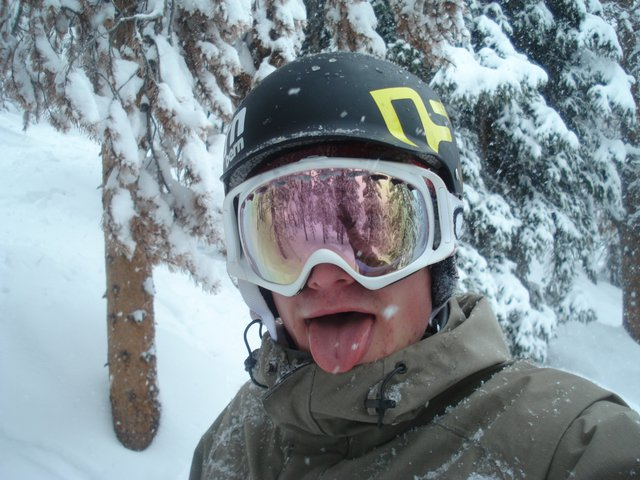 So much pow, so little time