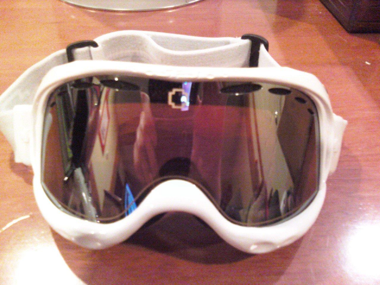 Spy Comet Goggles