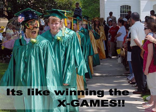 Tanner Graduates