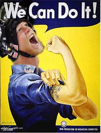 """Tanner Hall """"we can do it"""""""
