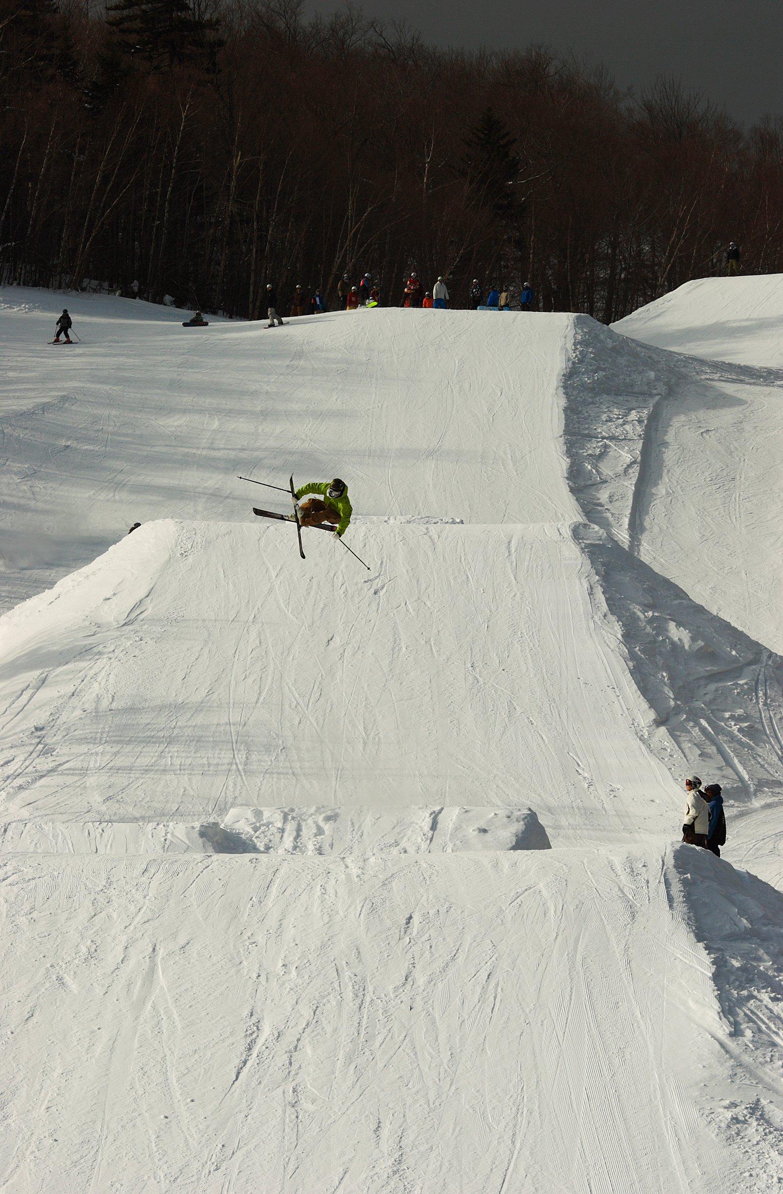Inferno Mount Snow