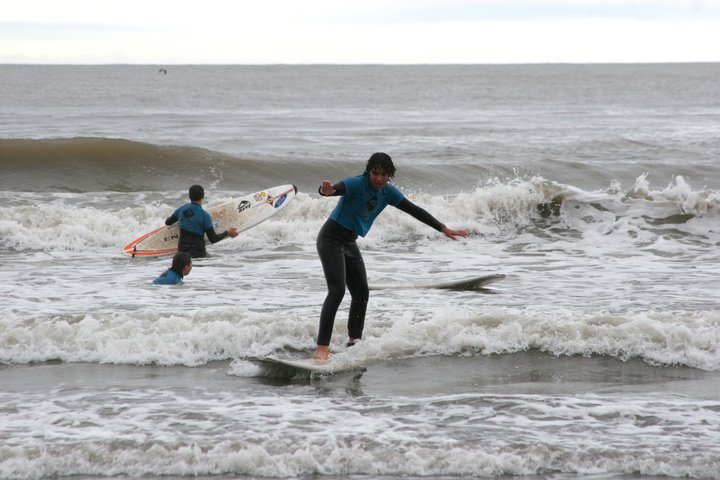 Surf Session Evolve Chile