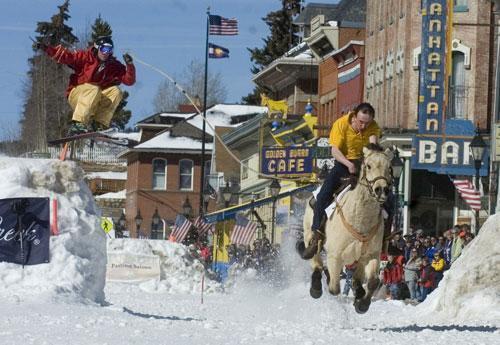 Ski Jarring
