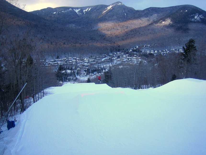 Loon Mtn View