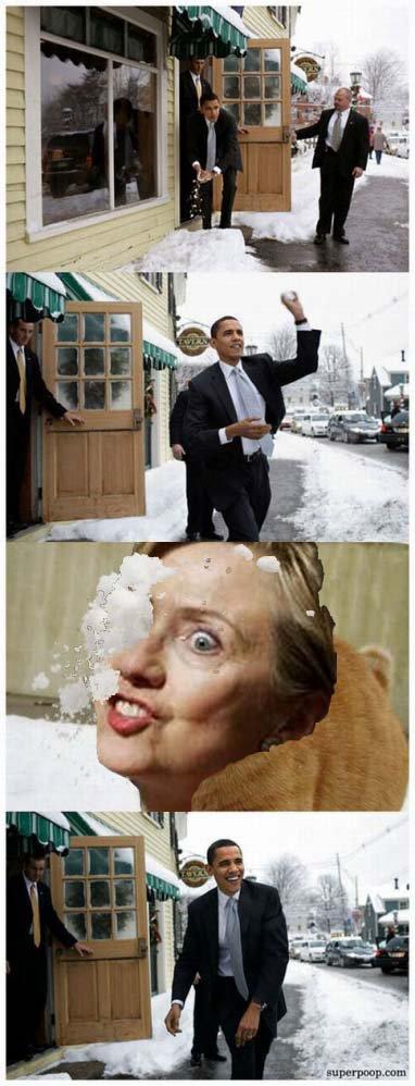 Clinton Fail