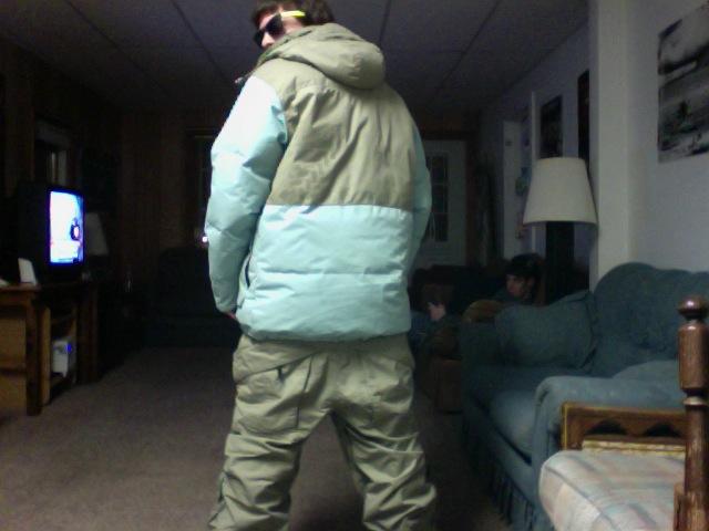 Full Suit-Back