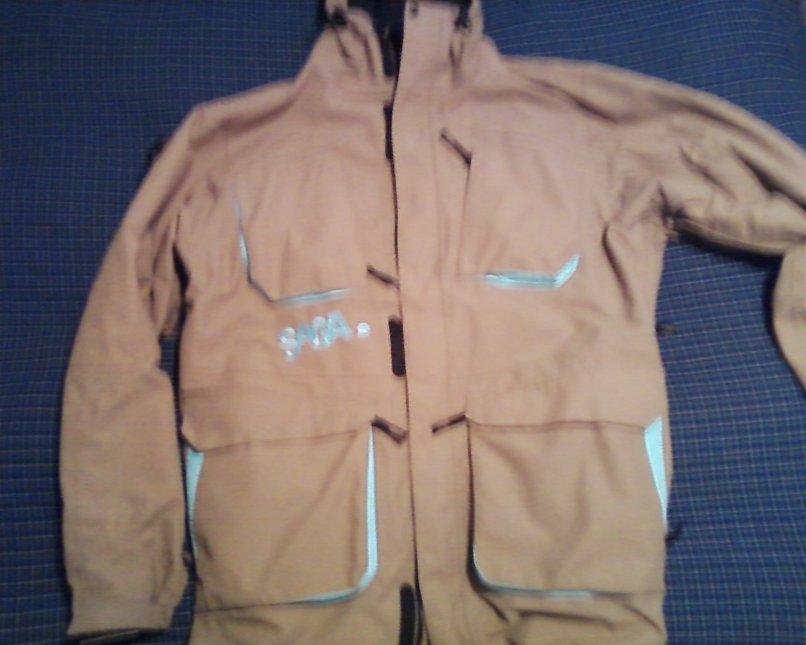 Saga Anomie Jacket XL $150
