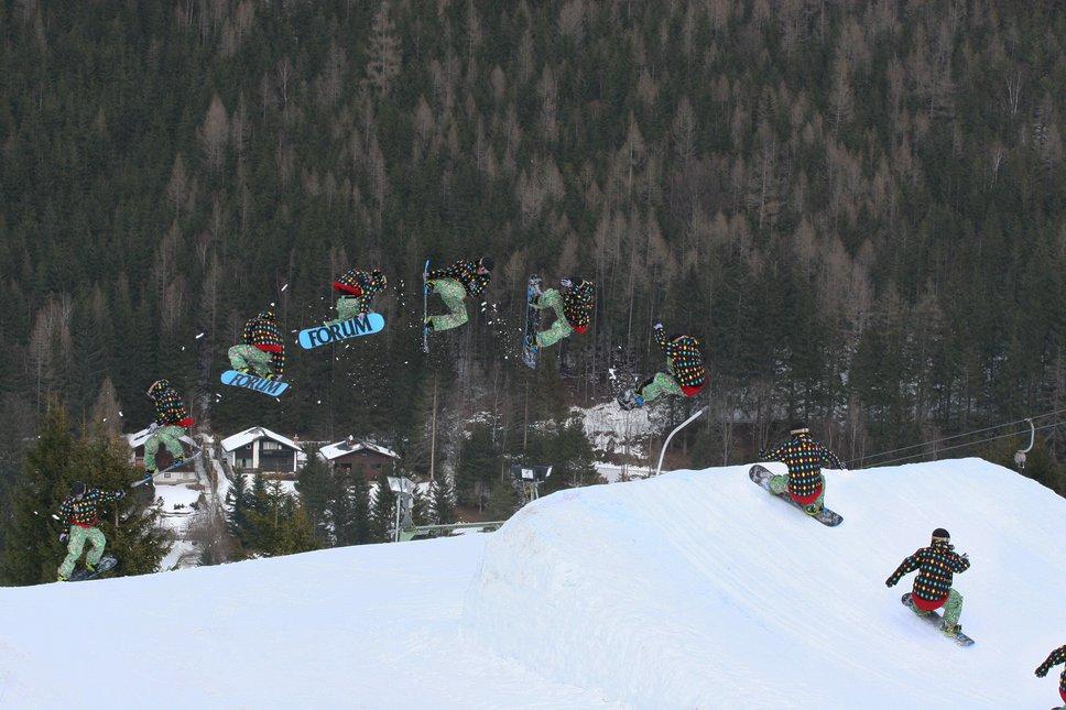 Snowboard fs 7