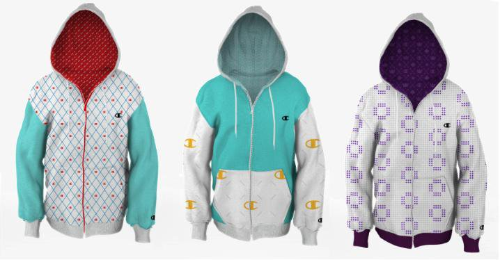 Champs hoody competition