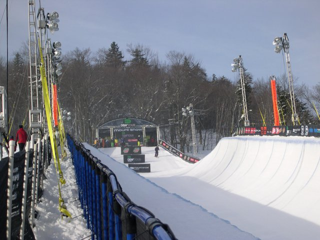 Top of The Superpipe