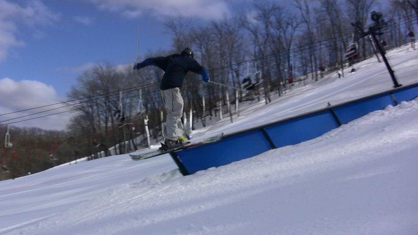 Video still: 270 off down box
