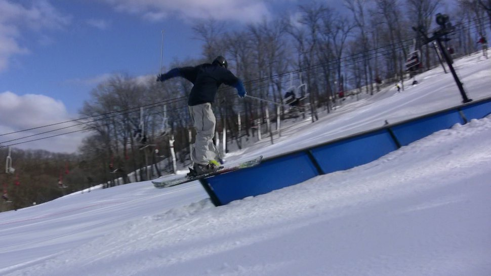 Video still: 270 off down box
