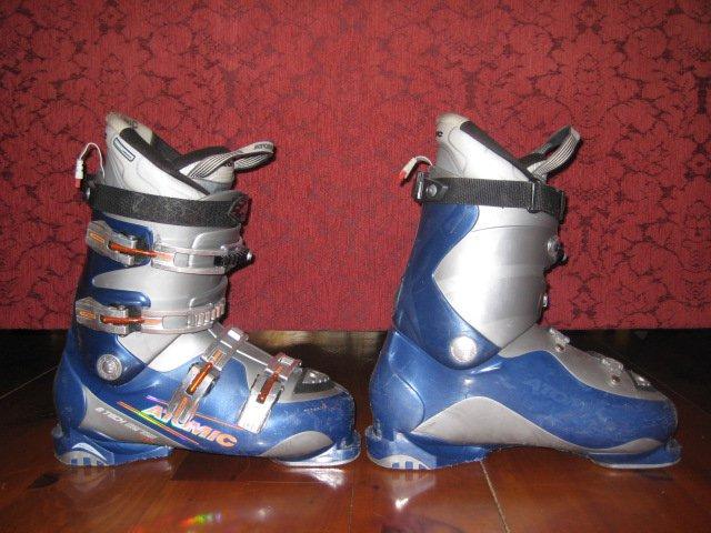 Atomic B tech 70 boots