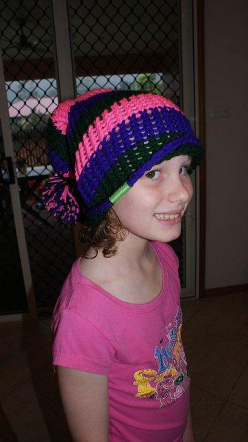 Flop hat