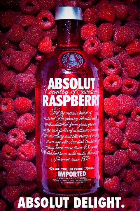 Absolut Delight.