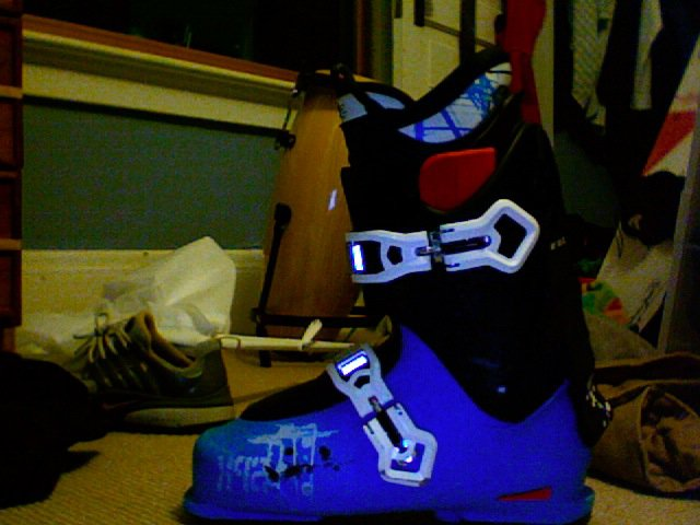 Spk boot